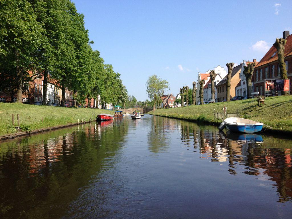 Das Holländerstädtchen
