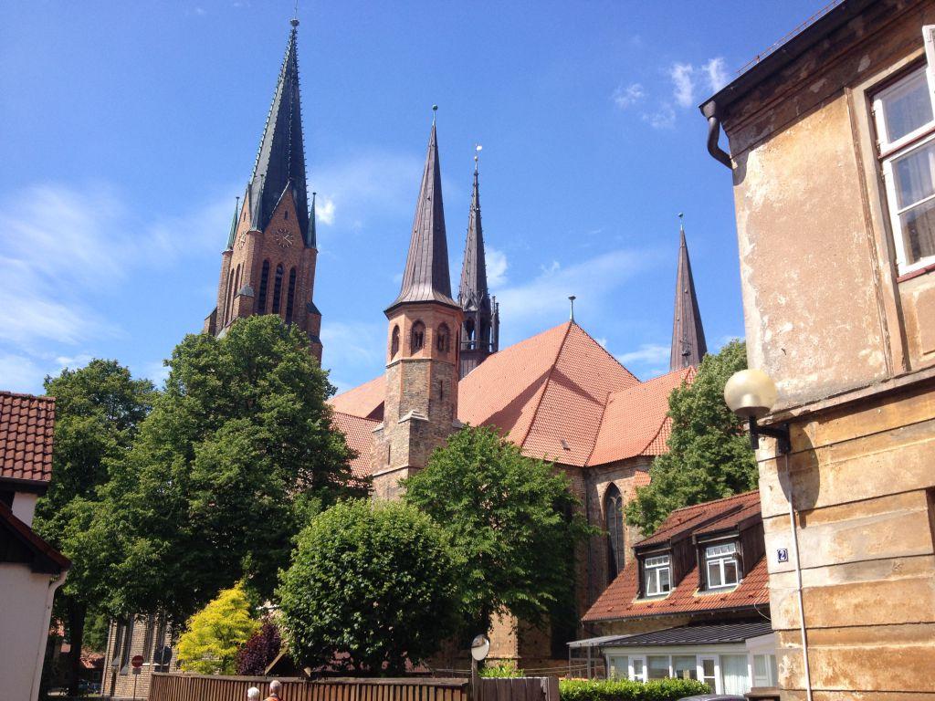 Mer losse d`R Dom en Schleswig