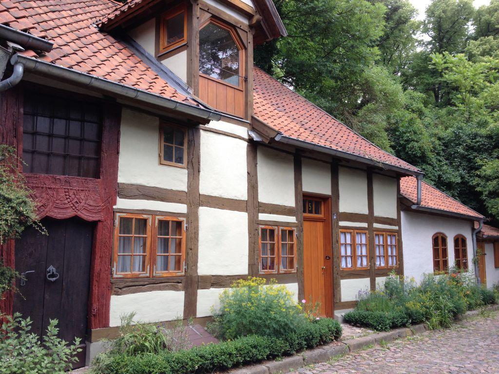 Das älteste Haus der Stadt