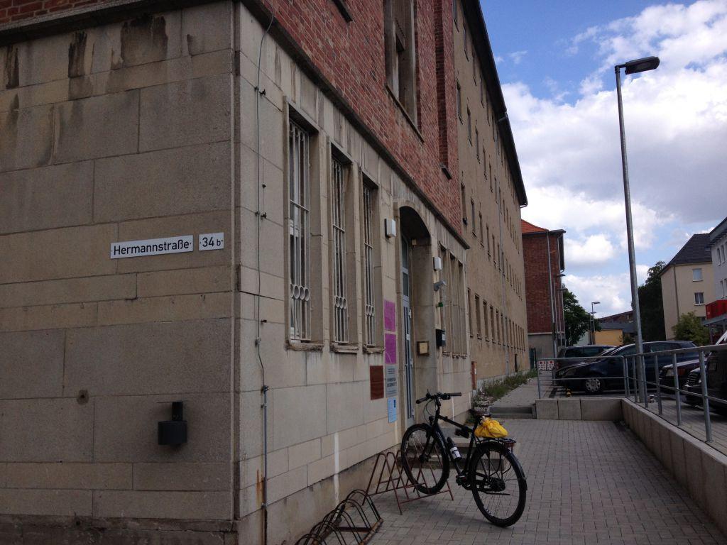 ehemalige Stasi U-Haft in Rostock