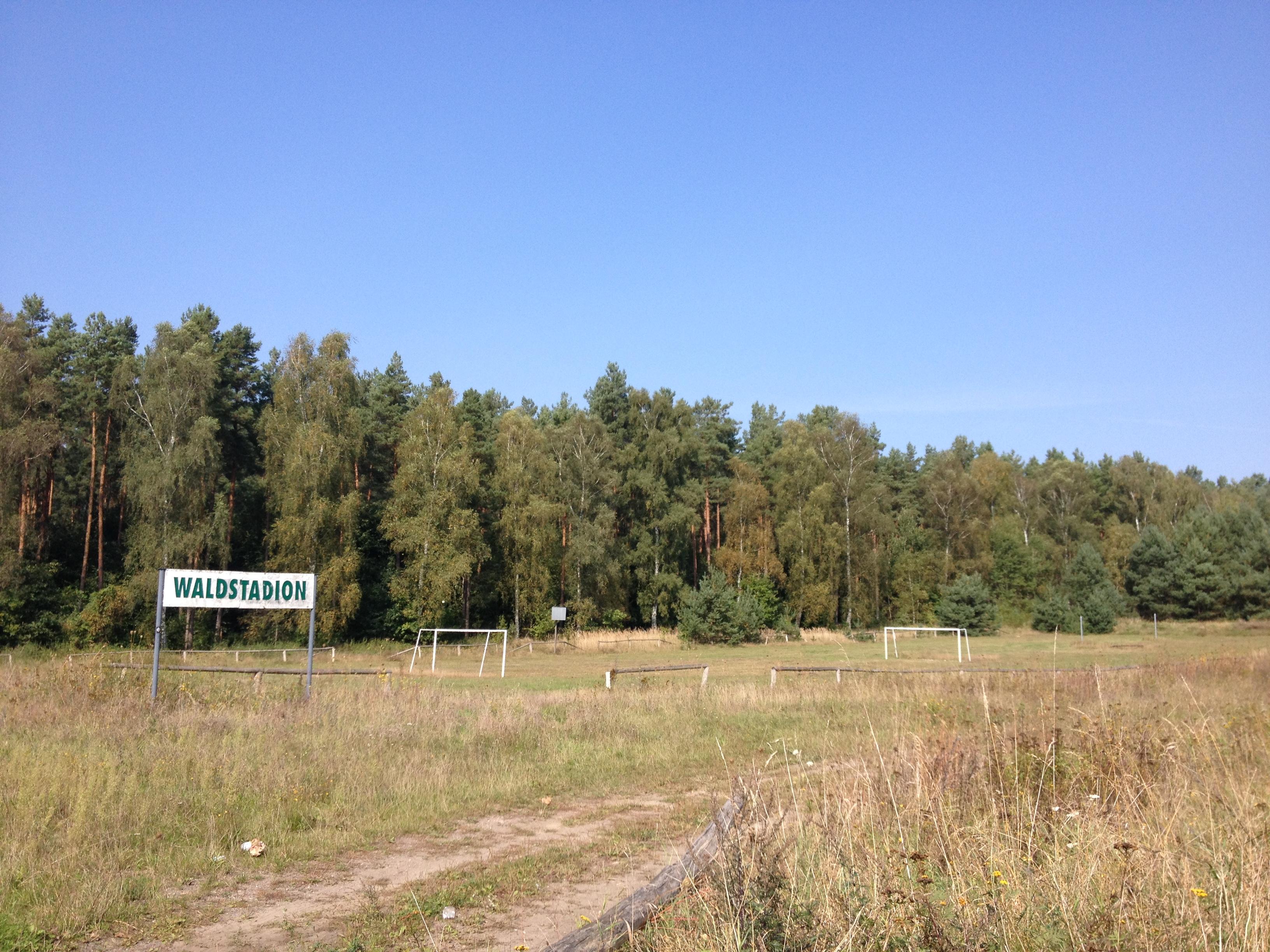 Das Waldstadion