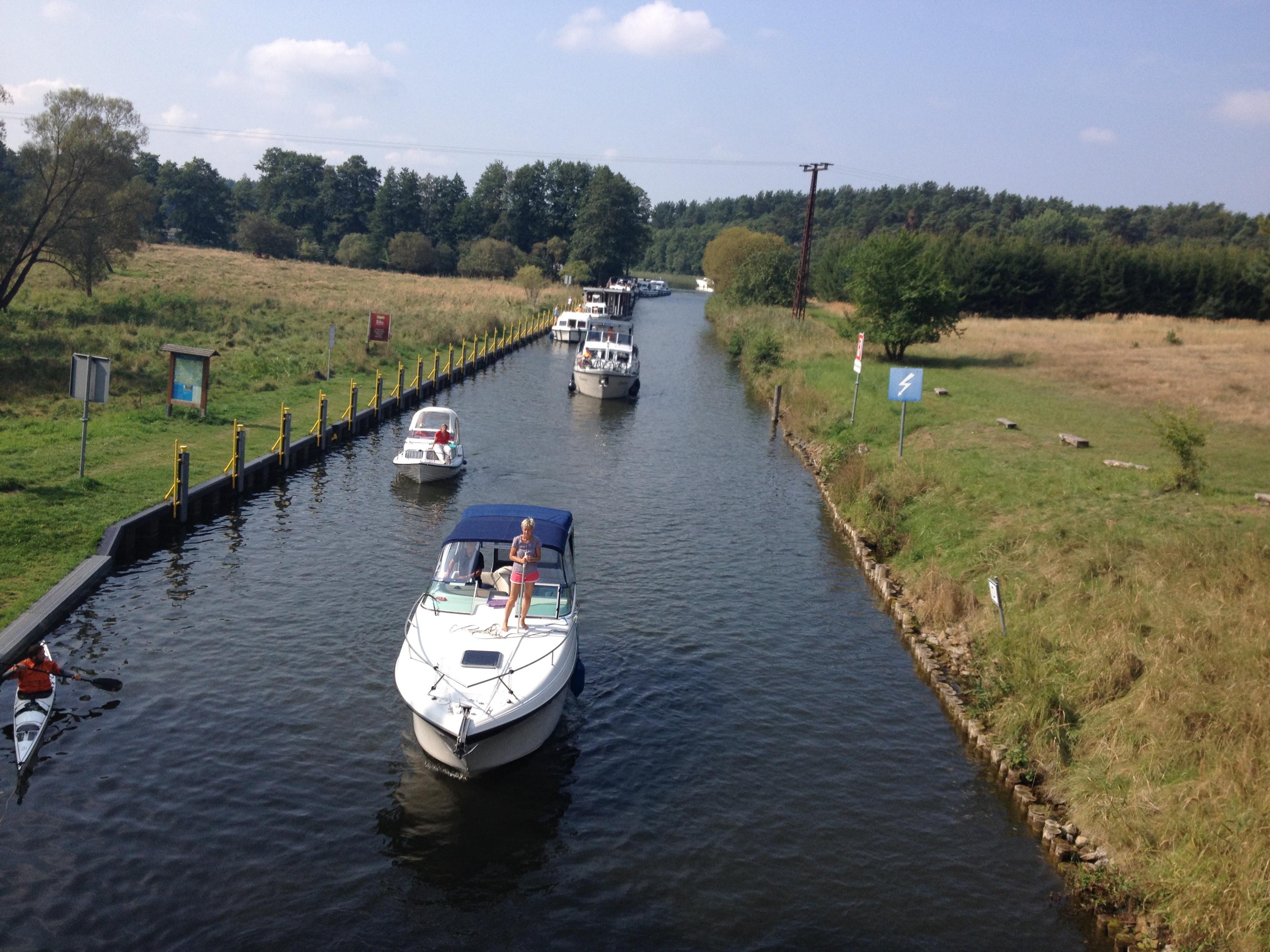 Havel-Hochsaison