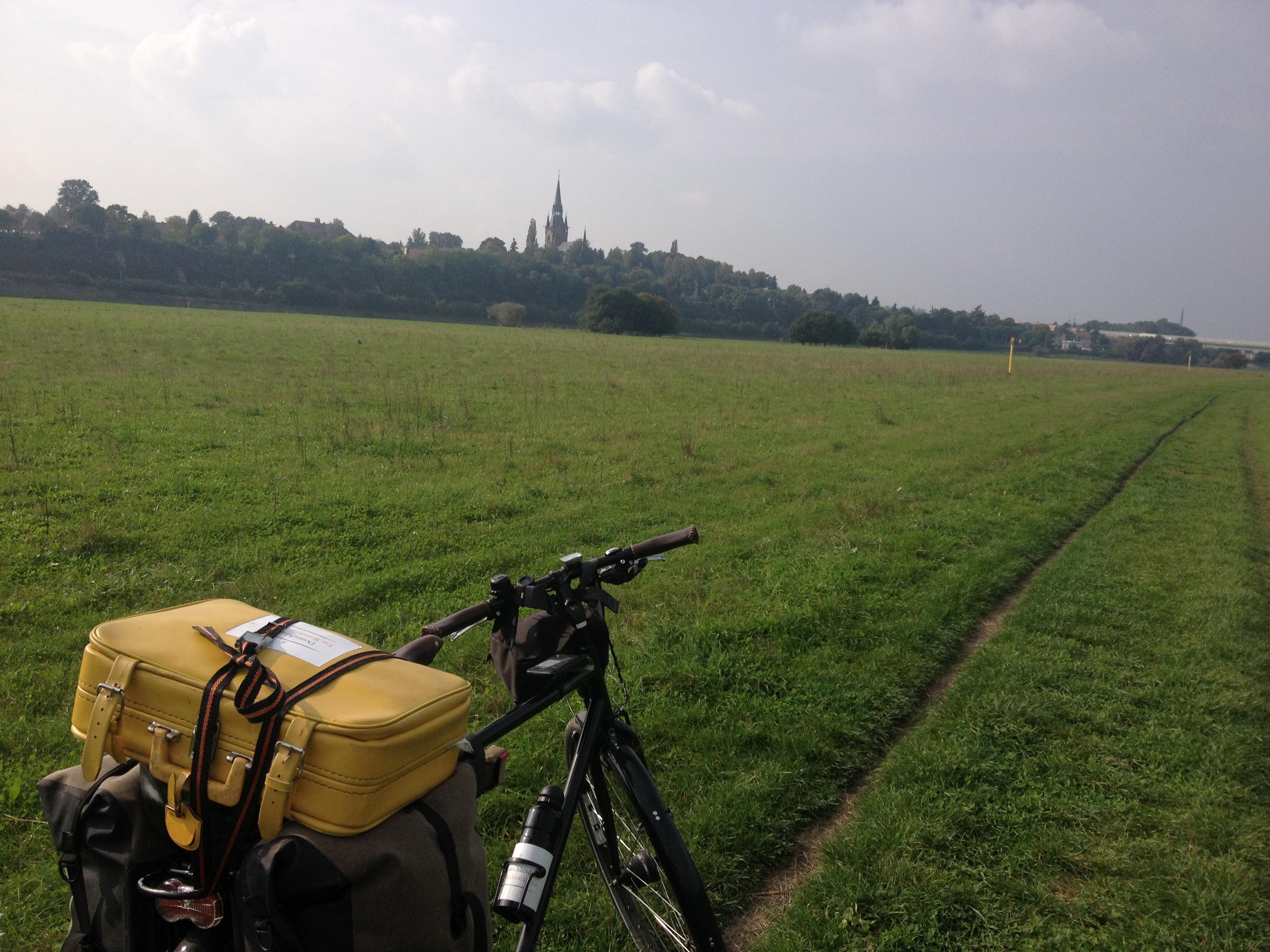 Der Elbe-Radwanderweg