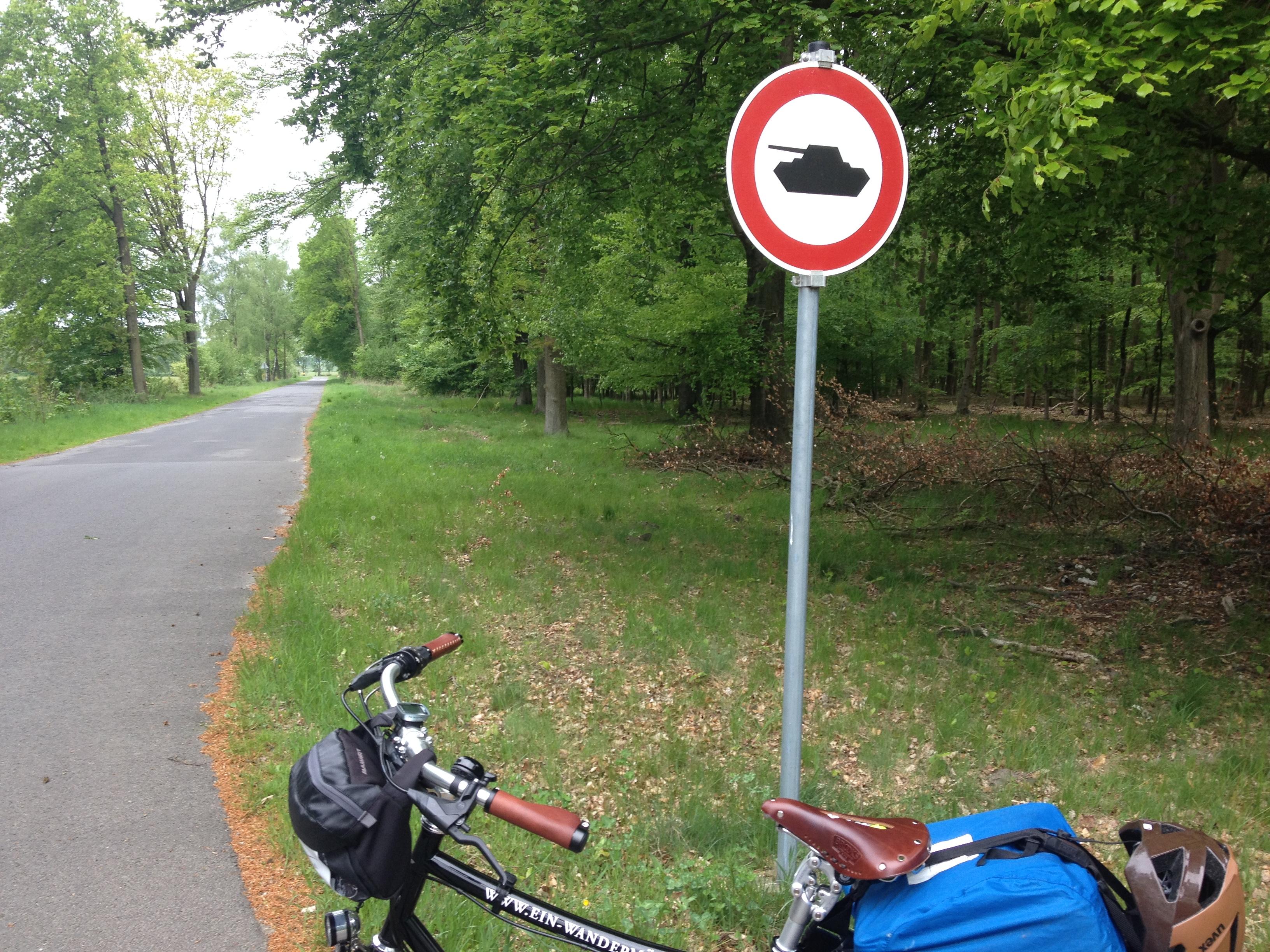 Durch die Lüneburger Heide
