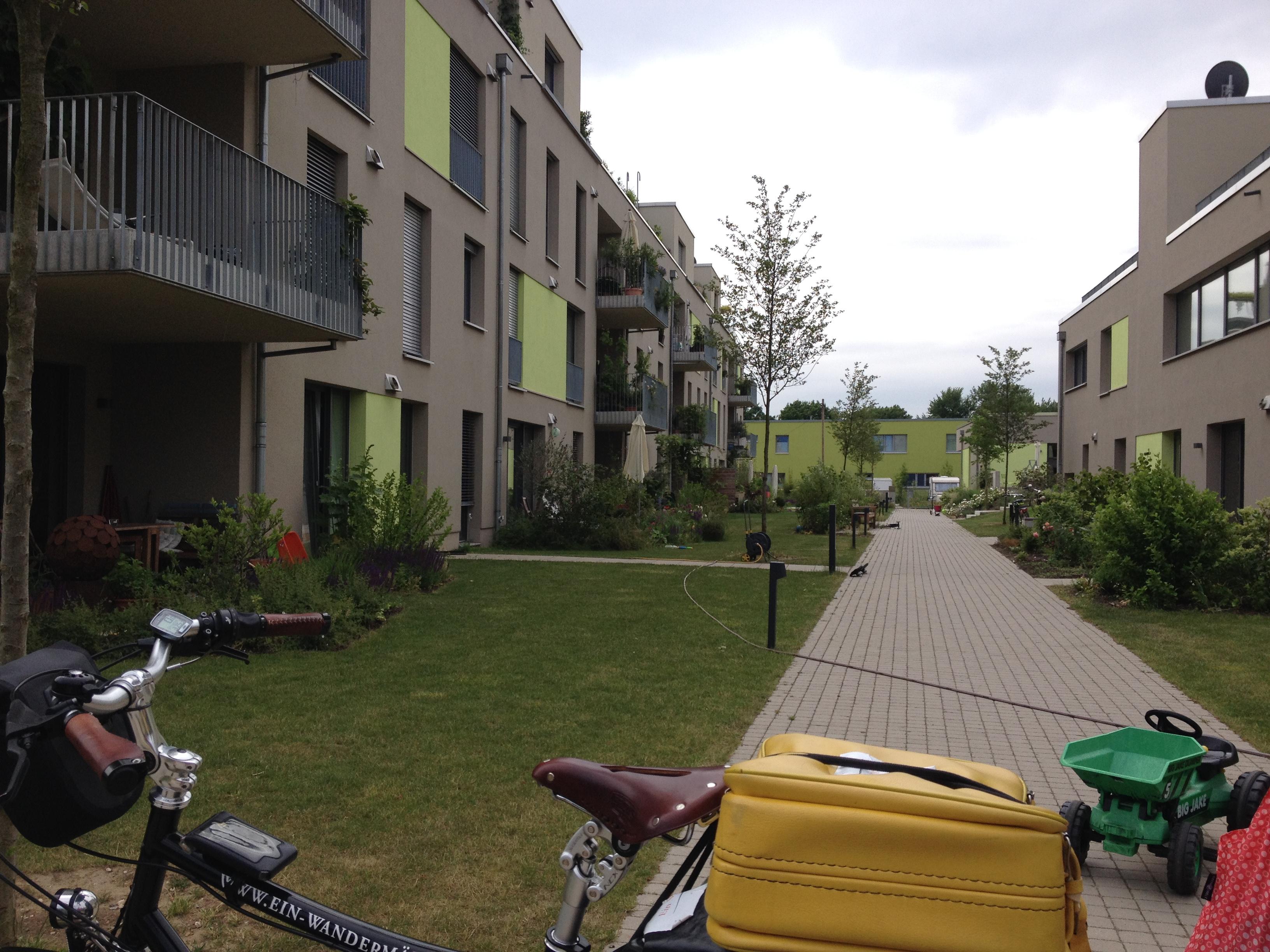 zu Gast im Familien-Wohnprojekt Qbus