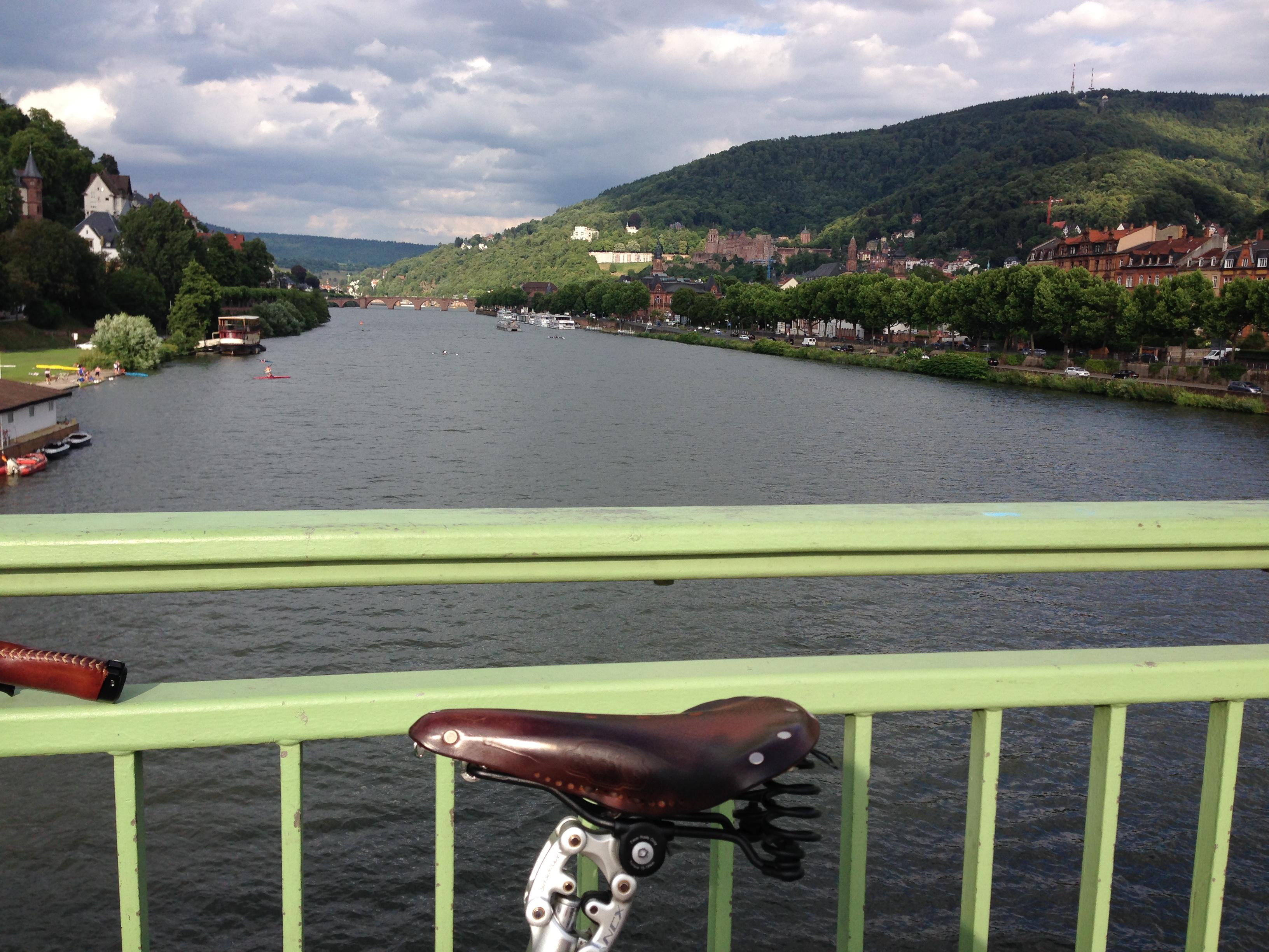 nach Heidelberg!