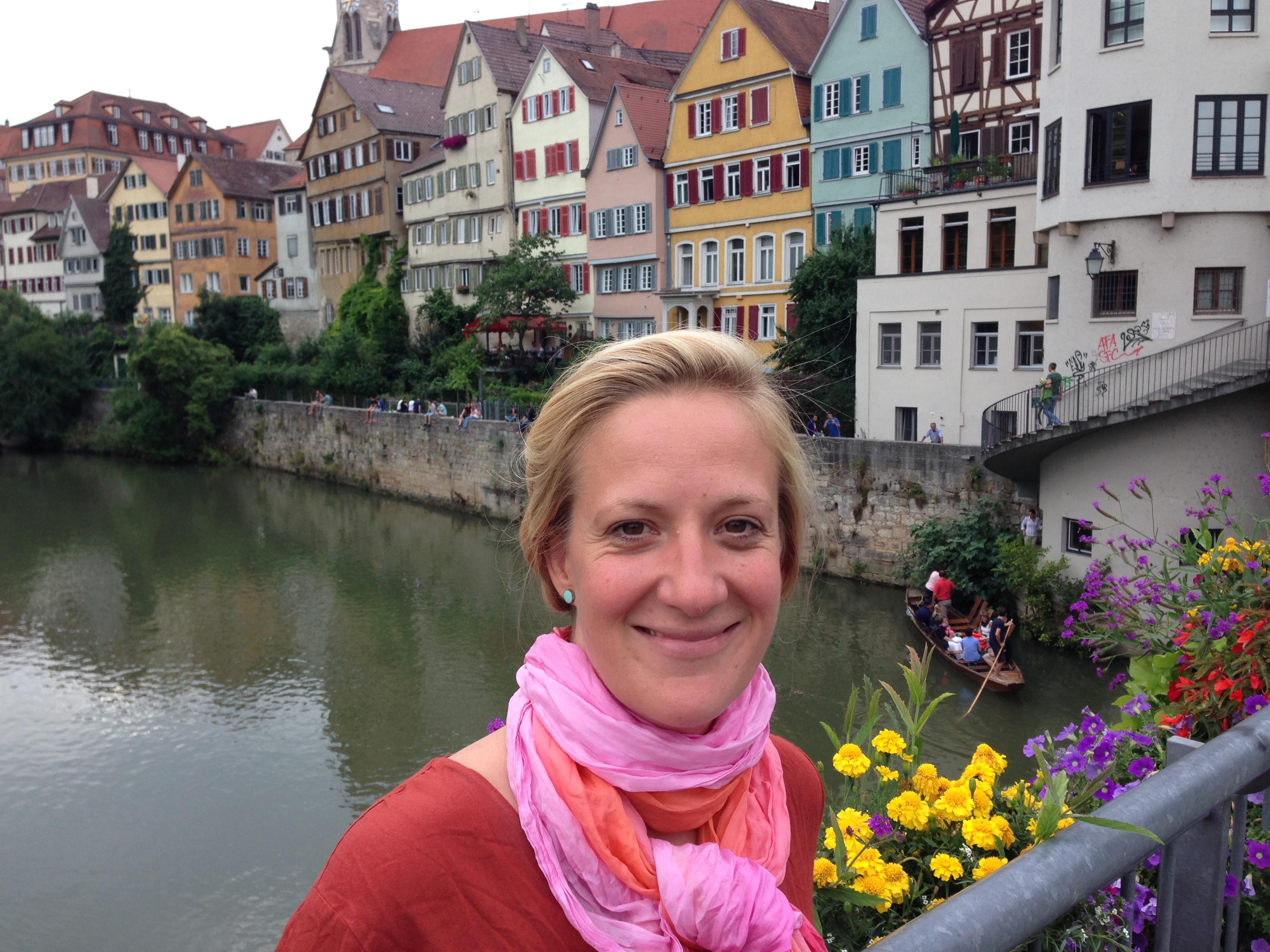 Tübingen ist keine Stadt für Einsamkeit