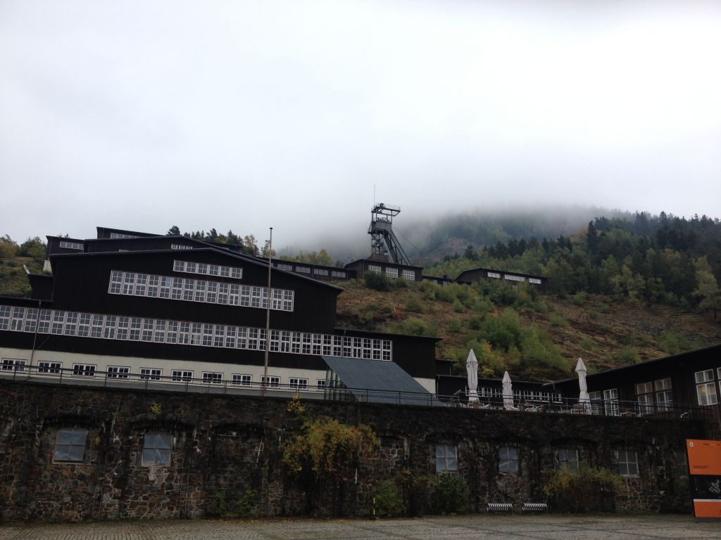 Das Bergwerk von Goslar
